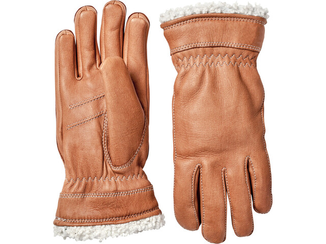 Hestra Deerskin Primaloft Gloves Dame kork